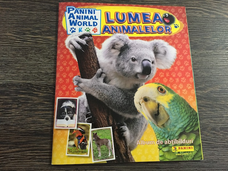 Panini Animal World