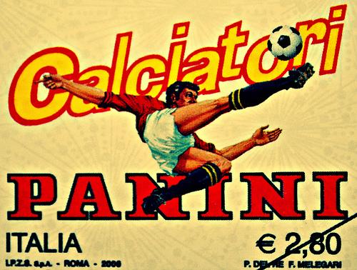 Panini Stickers - Calciatori