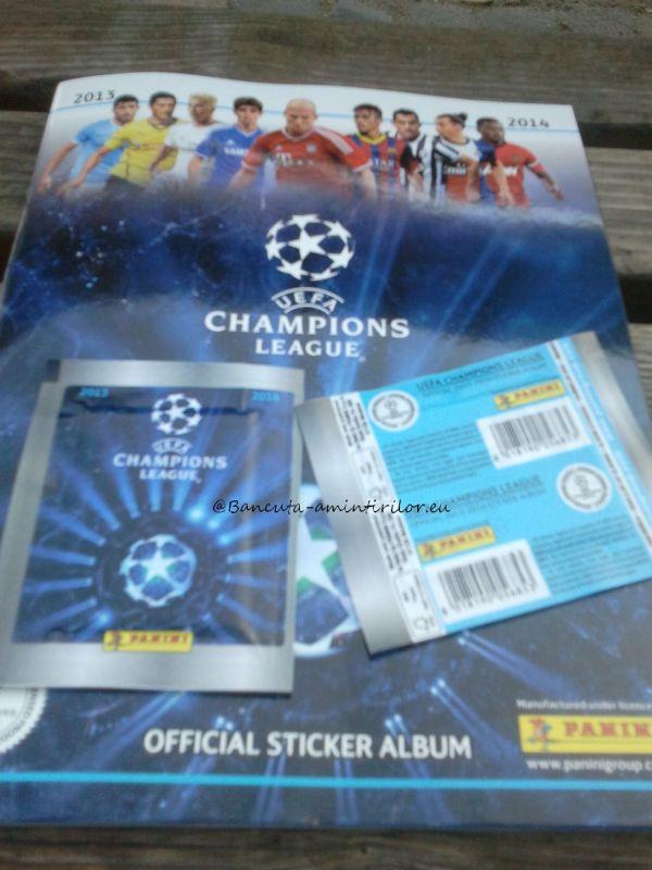 Panini Uefa Champions League 2013 2014