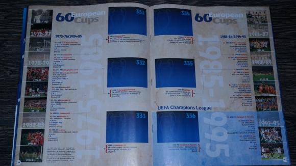Album Panini UCL 2014 / 2015, paginile 48 si 49