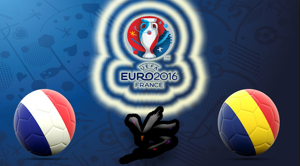Euro 2016 - Romania vs. Franta | Live text - Sursa Poza: youtube.com