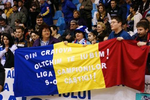 Oltchim vs. Gyor - Semifinalele Ligii Compionilor 2012/13